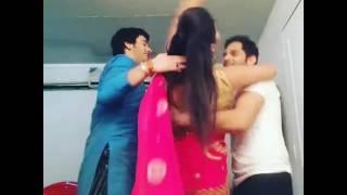Thapki pyar ki bihaan tharo barki danse