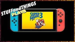 SUPER MARIO BROS. 3   Nintendo Entertainment System Nintendo Switch Online
