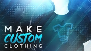 How to Make CUSTOM Merchandise/Clothing with TeeSpring! (2016)