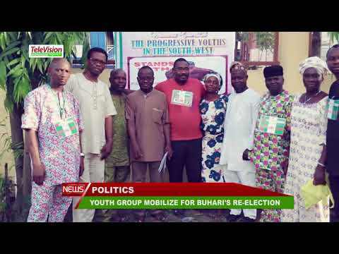 Xxx Mp4 YOUTH GROUP MOBILIZE FOR BUHARI S RE ELECTION 3gp Sex