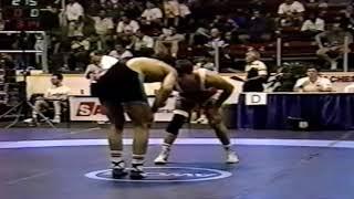 1993 Senior World Championships: 90 kg Unknown vs. Islam Bairamukov (KAZ)