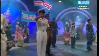 Persembahan Kem Milennium Dalam Malam Penghayatan Patriotisme Khidmat Negara 2009