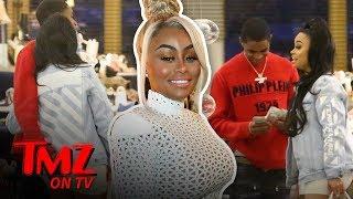 Blac Chyna Felt Up By Her 18-Year-Old Boyfriend! | TMZ TV