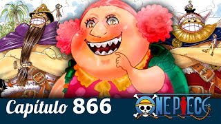 One Piece #866 - O PASSADO DE BIG MOM E CARMEL EM ELBAF!!