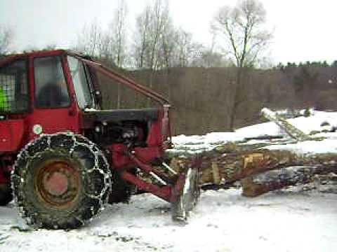 Kockums 822 Bieszczady Zima