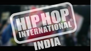 Indian hip hop dance championship 2017 promo