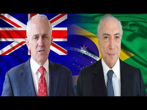 Australia And Brazil Military Power Comparison