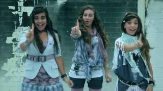 Lisa, Amy & Shelley - Fout Ventje - Officiële videoclip