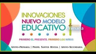 ¿Cuáles son las innovaciones del Nuevo Modelo Educativo?