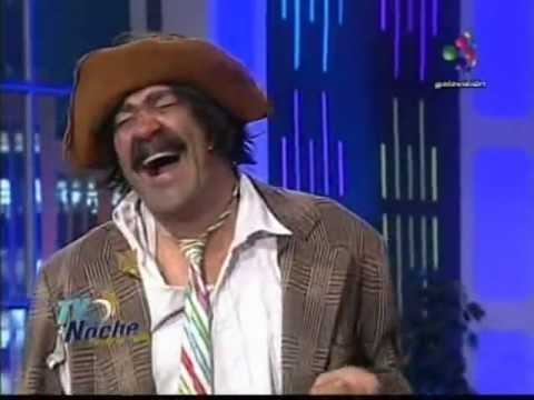 RUSO Y PIERO carpa W Tv de noche 2012
