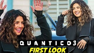 QUANTICO 3 : First Look | Priyanka Chopra as Never Seen Before