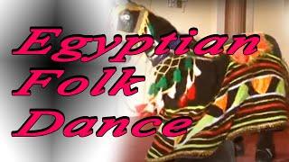 Tanoura Egyptian Folk Dance 1