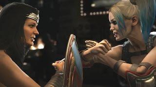 Injustice 2 NEW Cinematic Trailer Shattered Alliances Part 1