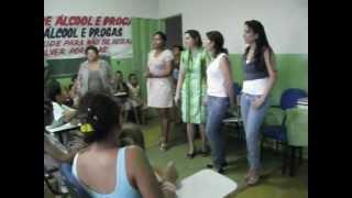 PREVENÇÃO AO USO DE ÁLCOOL E DROGAS NA ADOLESCÊNCIA -  GRUPO RAIZ DA TERRA