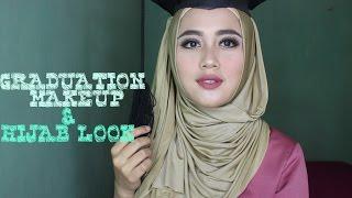 GRADUATION MAKEUP   Tutorial Makeup Wisuda Mudah  viadewis