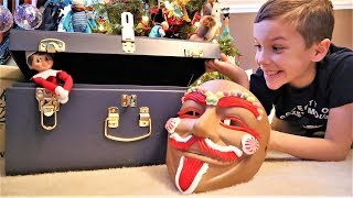 The Gingerbread Man Opened The Secret Mystery Box!