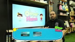 Omar & Hana [PROMO#4]- Lagu Kanak-Kanak Islam Sekarang di Astro Ceria!