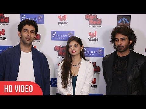 Xxx Mp4 Nandish Singh Rohit Khurana Nazia Davidson Interview Girl In Red Short Film 3gp Sex