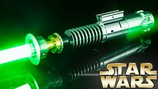 Why Luke Skywalker Used a SITH Crystal For His Lightsaber - Star Wars Explained
