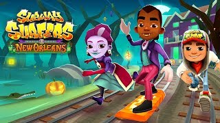 🎃 Subway Surfers World Tour 2018 - New Orleans - Halloween (Official Trailer)