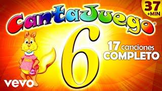 CantaJuego - CantaJuegos Volumen 6 Completo