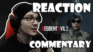 TGS 2018 Resident Evil 2 Story Trailer Reaction/Commentary!