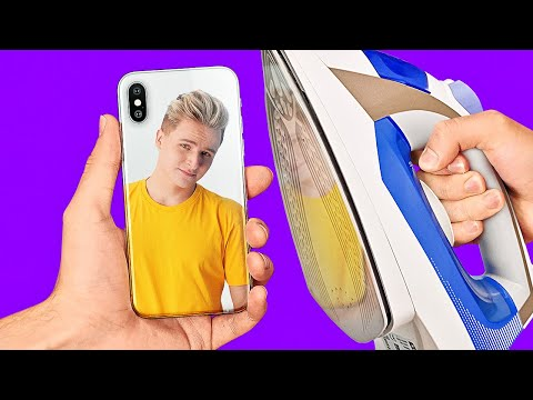 BRILLIANT PHONE HACKS Cool DIY Crafts And Secrets For Your Phone by 123 GO