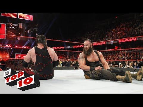 Xxx Mp4 Top 10 Raw Moments WWE Top 10 December 11 2017 3gp Sex
