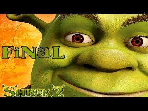 Shrek 2 The Game Walkthrough Final Part 8 Ending Credits PC HD
