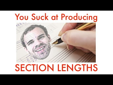 Xxx Mp4 Balancing Section Lengths You Suck At Producing 60 3gp Sex