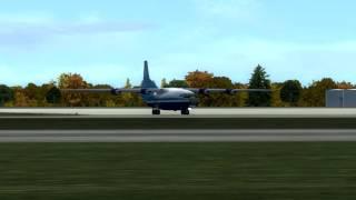 [FSX] An12BK @ East Midlands Airport