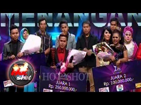 Ical Berhasil Menjadi Juara 1 D'Academy 3 Indonesia – Hot Shot 28 Mei 2016 Mp3