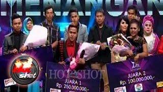 Ical Berhasil Menjadi Juara 1 D'Academy 3 Indonesia – Hot Shot 28 Mei 2016