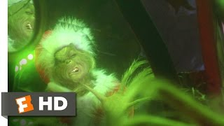 How the Grinch Stole Christmas (6/9) Movie CLIP - You