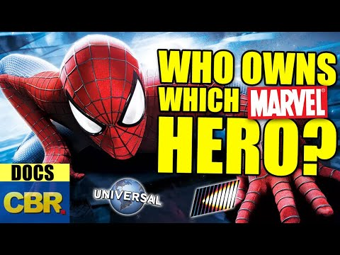 The Complete Guide To Marvel Live Action Characters Owning Rights