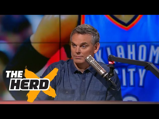 Time to admit Russell Westbrook's stats don't lead to wins? | THE HERD