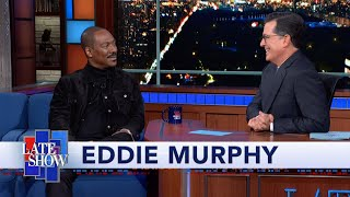 Barack Obama Urged Eddie Murphy To Return To Stand Up