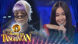 Tawag ng Tanghalan: Yeng remembers something from Vice's hair