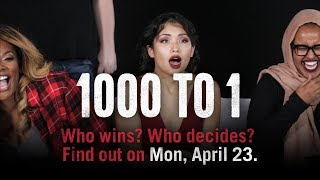 1000 to 1 (COMING APRIL 23) | 1000 to 1 | Cut