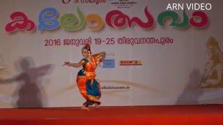 Bharatanatyam (HS no 364) Kerala School Kalolsavam 2016