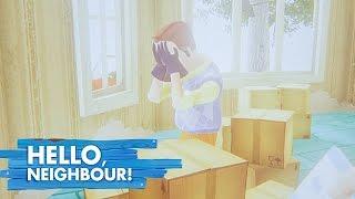 Hello Neighbor#4(A3版)丨暴力邻居居然有温情一面?