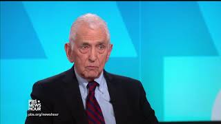 'Doomsday Machine' author Daniel Ellsberg says Americans have escaped self-annihilation by luck