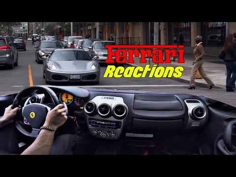 Xxx Mp4 Ferrari Reaction Good Bad And Typical E09 3gp Sex