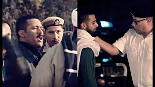 المخرج معتز التونى يقلد محمد رمضان فى نسر الصعيد 😂 | مشهد كوميدى مسلسل ربع رومى