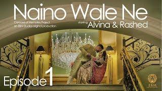 Naino Wale Ne - Padmavati Song ft. Cinematic Wedding in USA - Episode 1