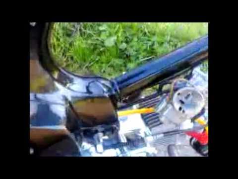 Honda GLX 58mm Zaxaris Tested Tuning HD