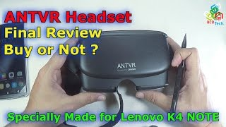 [Hindi-Audio]-ANTVR Final Review: Why to buy and Why Not?
