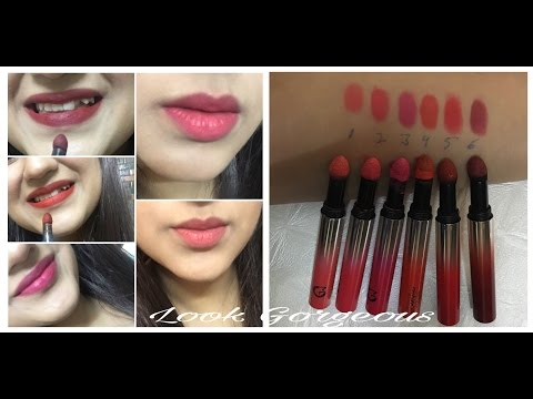 Xxx Mp4 Powder Cushion Lipstick 7 Heavens Loreal Dupes Buy At Low Price 3gp Sex