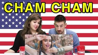 Americans React To Cham Cham Video Song