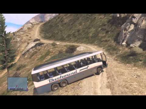 Grand Theft Auto 5 Online Officer Speirs Bus Tour